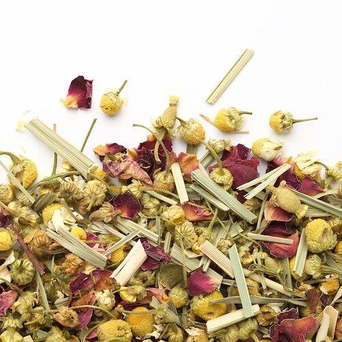 HERBAL – SUBLIME Camomile Blend   Organic & Caffeine-free