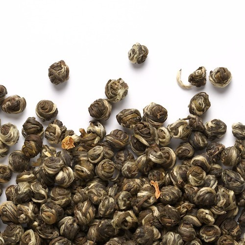 GREEN TEA – JASMINE PEARLS Scented Tea